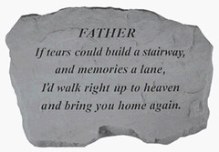 KayBerry Cast Stone Family Memorial FATHER-If tears could build 97120 (bestbirdhouseusa) Tags: ifttt wordpress