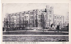 WWII US Naval Traiinng School (W.R.) Bronx, NY (Canteen Cowboy) Tags: new york college for women waves bronx huntington wwii navy 1940s ww2 service volunteer emergency accepted
