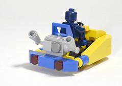 Cyclops (B) (Klikstyle) Tags: lego mightymicro xmen blocks