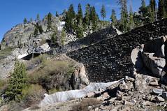China Wall (J-Fish) Tags: california wall masonry sierranevada donnerpass chinawall transcontinentalrailroad d300s 1685mmf3556gvr 1685mmvr