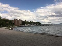 Trasimeno lake. (heartist91) Tags: lake lago trasimeno