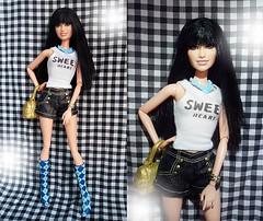 Raquelle (fashionstyleVM) Tags: barbie fashionista barbiedoll raquelle barbiefashionista raquelledoll raquellefashionista