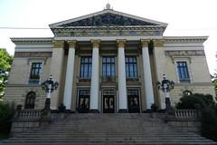 Museo de Bellas Artes Casa de los Estados Helsinki Finlandia 13 (Rafael Gomez - http://micamara.es) Tags: del de casa los helsinki y o centro finlandia estados estamentos