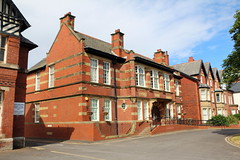 Lytham St Annes Public Offices 1900 (Barrytaxi) Tags: architecture outdoor photoblog photoaday 365