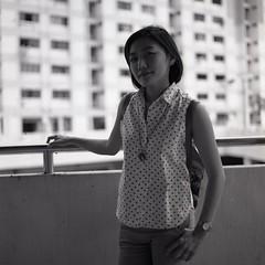 (Xingjian) Tags: hasselblad500cm film kodaktrix mediumformat singapore