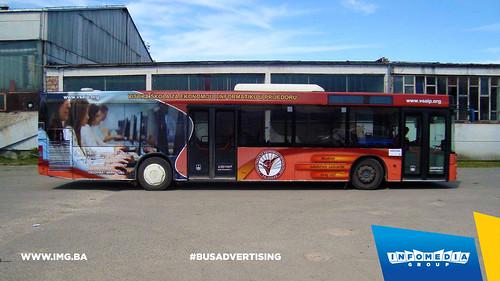 Info Media Group - Visoka škola za ekonomiju i informatiku Prijedor, BUS Outdoor Advertising, Prijedor 06-2016 (4)