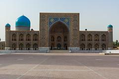 Tilya Kori Madrasah (Stefano Cislaghi) Tags: uzbekistan samarkand madrassah madrasah registan