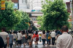 (li-penny) Tags: pentaxk3 japan sendaishi miyagiken  sendai 2016tokyosendaitrip  street     atagokamisugidori  sigma1770mmf2845dcmacrohsm