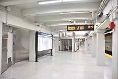 DSC_1441 (billonthehill2001) Tags: boston subway mbta governmentcenter greenline blueline