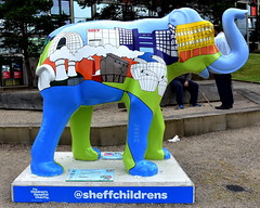 02 our city, our home (Harry Halibut) Tags: herdofsheffield elephant artwork sheffield childrens hospital fund raiser herd021607243870a ourcityourhome alan pennington artist sponsor northfield construction park hill flats 2016andrewpettigrew allrightsreserved imagesofsheffield images sheffieldarchitecture sheffieldbuildings colourbysoftwarelaziness south yorkshire publicartinsheffield public art streetart graffiti murals