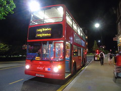 Trident E9 (ultradude973) Tags: bus abellio e9 9821 lg52xyy ealing broadway yeading barnhill estate extremely rare working double decker dennis trident alexander alx400