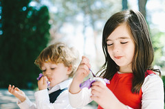 Happy Easter! (Ana Guisado) Tags: family kids easter holidays sweet chocolate delicious enjoy egghunt litelpipol