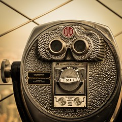 Look Out (Number Johnny 5) Tags: new york city nyc binocular view state empire d750 april tamron 2470mm 2015