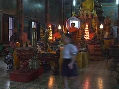 . (oksana8happy) Tags: religious temple pagoda asia asien cambodge cambodia heiconeumeyer kambodscha seasia soasien southeastasia südostasien faith religion buddhism phnompenh wat confession tempel pagode watphnom buddhismus buddhistic konfession heiconeumeyercom buddhistisch tp0607 unalteredimagelooksbetterafteradjustments phnompagoda phnomtemple phnomtempel
