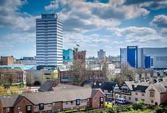 Coventry Skyline (derekgordon1) Tags: urban landscape nikon coventry nikkor vr urbanlandscape 18105 d7000 nikkor18105 nikond7000