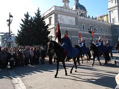 Pascua Militar (Rafa Gallegos) Tags: madrid horses espaa horse caballo caballos spain rey reydeespaa pascuamilitar