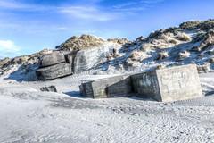 19 (John JoBo) Tags: beach war wwii bunker urbanexploring grafitty urbex