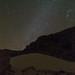 Milky way on Al'Er Sand Dunes