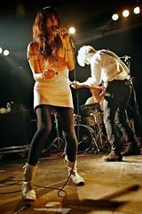BLONDE REDHEAD 46  stefano masselli (stefano masselli) Tags: italy music rock concert simone guitar live band redhead singer blonde firenze pace viper ponderosa stefano kazu amedeo makino masselli