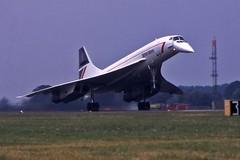 Concorde (stuartmitchell333) Tags: concorde britishairways fairford iat