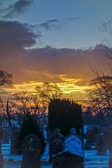 frosty sunrise (billdsym) Tags: sunrise frosty annanscotland
