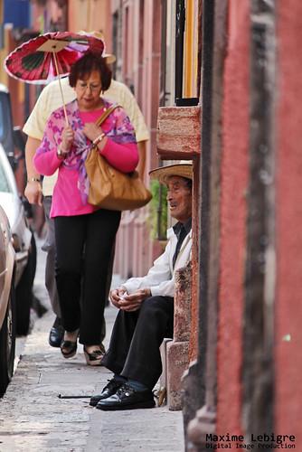 Calles de San Miguel - Mexico