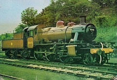 com pos D.214 collectors item no. 18 Class 2MT (robsue888) Tags: train 1974 postcard rail railway 70s 1970s dateestimated