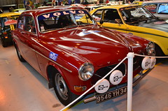 Volvo 122 S (benoits15) Tags: old classic car festival vintage french volvo nikon automobile flickr s automotive swedish voiture racing historic retro coches 122 prestige anciennes palavas worldcars