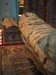 Cleopatra [3] (robotbrainz) Tags: uk england london unitedkingdom mummy britishmuseum cleopatra bychristine olympusomdem10
