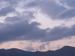 El Burrero (Risager) Tags: sky clouds evening cloudy grancan elburrero