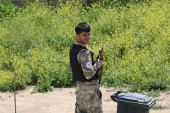 Alqosh Iraq 15.04.2015  TR_08625 (Thomas Rossi Rassloff) Tags: iraq religion christen r assyrian npu ninive beten glaube ebene kämpfen christentum christans aramäisch assyrisch alqosh 15042015