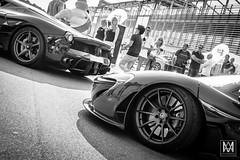 Ferrari LaFerrari - Mclaren P1 (*AM*Photography) Tags: auto uk bw white black english italian nikon european automotive ferrari mclaren p1 exotics supercars monza d3200 hypercar worldcars laferrari