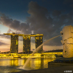 Singapore (Ed Kruger) Tags: ocean street city morning travel blue windows light sunset sea sky sun seascape reflection water yellow architecture night clouds marina buildings singapore asia southeastasia waves cityscape asians wave streetphoto copyrights merlion allrightsreserved cityscene 2014 travelphotography peopleofasia asiancities siunrise edkruger asiancountries marinasand cultureofasia photosofasia abaconda qfse kirillkruger rodkruger millakruger