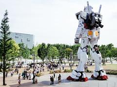 DiverCity Tokyo Plaza: RG1/1 RX-78-2 Gundam Ver.GFT (Dick Thomas Johnson) Tags: anime statue japan tokyo   odaiba gundam koto     mobilesuitgundam rx78 divercity     divercitytokyoplaza