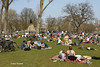 Vondelpark - Rokjesdag in Amsterdam (Bobtom Foto) Tags: amsterdam martin zomer lente vondelpark bril rokjesdag