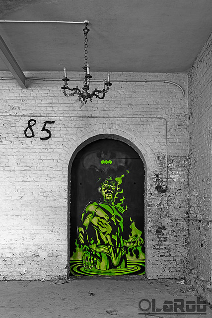 The Green Demon