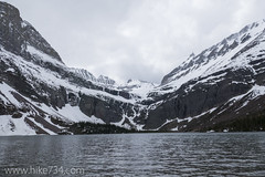 """Grinnell Lake • <a style=""""font-size:0.8em;"""" href=""""http://www.flickr.com/photos/63501323@N07/17268773025/"""" target=""""_blank"""">View on Flickr</a>"""