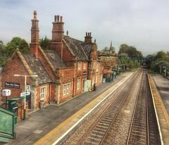 Frodsham railway station (Keo6) Tags: