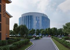 Hotel---3 (As Vis) Tags: exterior corona visualisation askhar sharip
