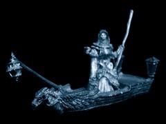 Charon (is waiting for you) (Craig Walkowicz) Tags: death boat ship vessel haunting underworld charon ferryman styx ghostly mythology greekmythology grimreaper spectral mythos ccw kharon