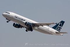 N213MX A320 Mexicana (JaffaPix .... +2.5 million views, thanks!) Tags: mexicana airplane losangeles aircraft aviation aeroplane airline airbus lax airliner a320 320 klax n213mx jaffapix davejefferys jaffapixcom