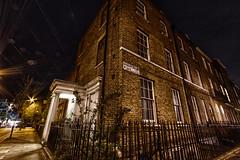 Roads of London (18 of 18) (johnlinford) Tags: city longexposure england urban london night landscape lights poplar unitedkingdom 7d gb docklands hdr hauntedhouse canonefs1022 canoneos7d