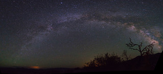 Milkyway at Death Valley