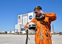 Joey Rocketman // NASA (thaddeusces) Tags: space rocketman astronaut science nasa physics pilot everydayastronaut