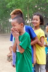 BSB : Baan Mae Tew (Bring Smiles Back) Tags: charity trip people children thailand weekend smiles happiness karen sharing volunteer visiting hilltribe nonprofit wanderust bringsmilesback