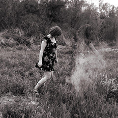 you became something like some smoke (Jeannette Rose) Tags: portrait smoke smokey concept conceptual jeannetterosephotography