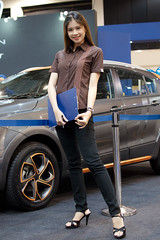 MY Autofest 2016 (Lau ArtPix) Tags: auto show woman girl car model nikon malaysia kuala fest kl lumpur 2016 d7000 piscesguy