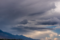 Owens Valley - Building Storm (www.karltonhuberphotography.com) Tags: california sky nature weather clouds landscape outdoors threatening exploring adventure change drama unsettled naturalworld stormclouds owensvalley disturbance stormfront easternsierra 2016 mountainpeaks landscapephotography buildingstorm horizontalimage karltonhuber