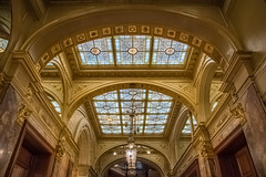 Hotel Metropole, Bruxelles - HDR (andrewhardyphotos) Tags: brussels belgium belgique bruxelles hdr metropole hotelmetropole 5exp debrouckreplein sigma1750mmf28exdcoshsm nikond7200