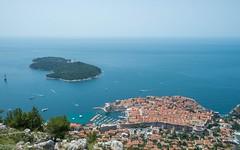 Dubrovnik (01) (Vlado Ferenčić) Tags: sea seascape islands landscapes cityscape cities croatia dubrovnik adriatic adriaticsea hrvatska lokrum croatianislands nikkor173528 nikond600 citiestowns